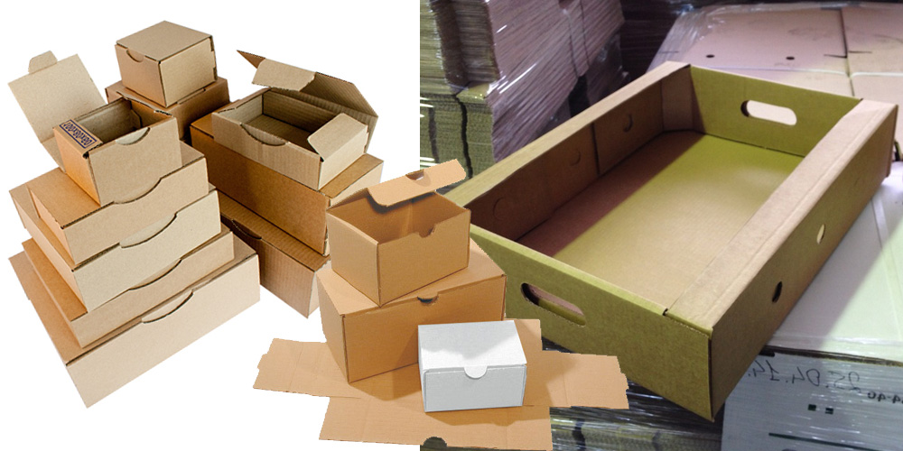 коробки из гофрокартона в Воронеже