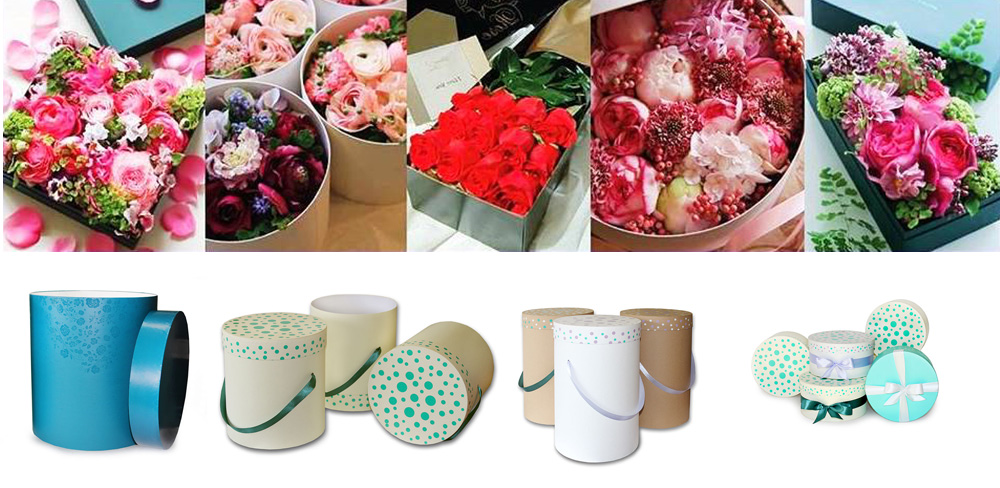 коробки для цветов в Воронеже