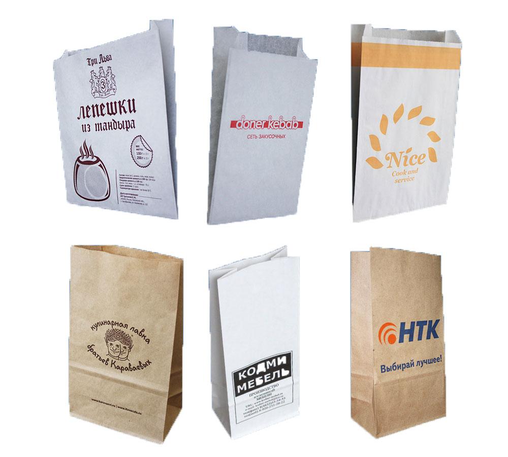 бумажные пакеты в Воронеже