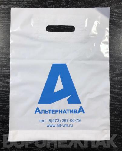 пакеты-ПВД-с-прорубной-ручкой-с-логотипом-альтернатива-Воронеж