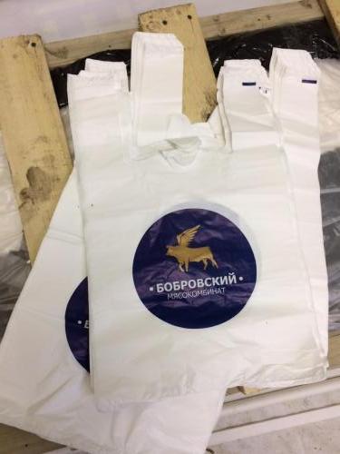 изготовление пакетов майка с логотипом Бобровский МК Воронеж